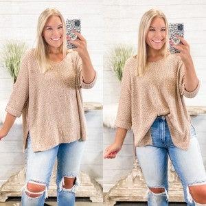 My Sweet Side Sweater