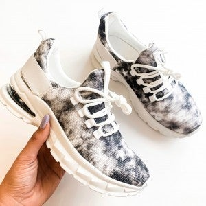 The Farley Sneakers Tiedye