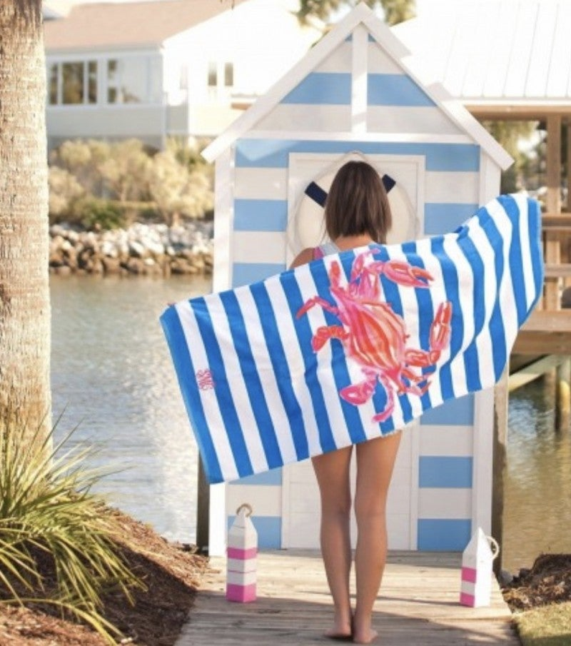 Seaside Views Towel