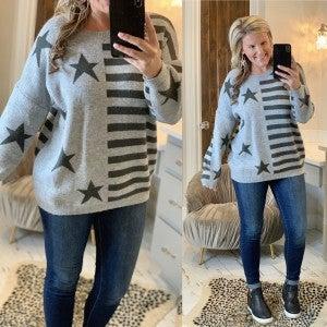 Stars & Stripes Sweater