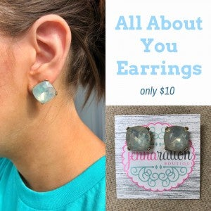 All About You Earrings
