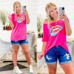Summer Vibes Top