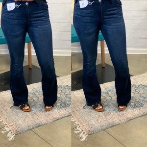Make Your Way By PETITE Flare Jeans