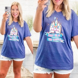 Meet Me At The Castle Tee