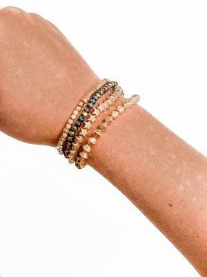 The Ava Bracelet Stack