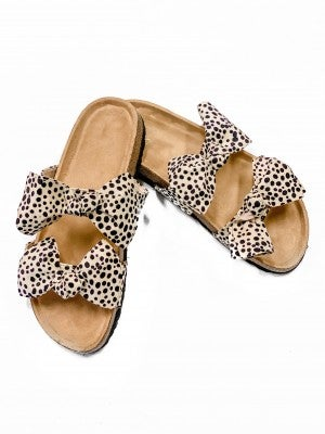 The Sophie Sandals Cheetah
