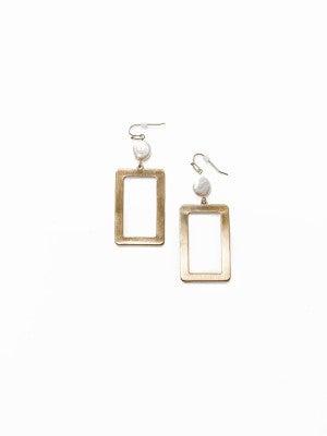 The Lillian Earrings GOLD