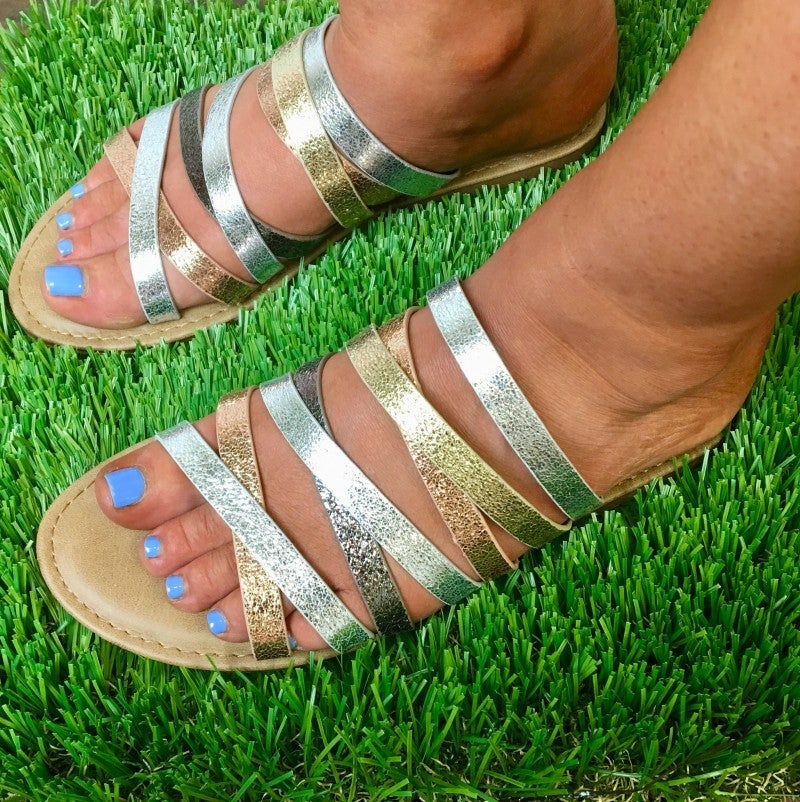 One More Step Sandals