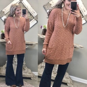 For The Ride Popcorn Tunic