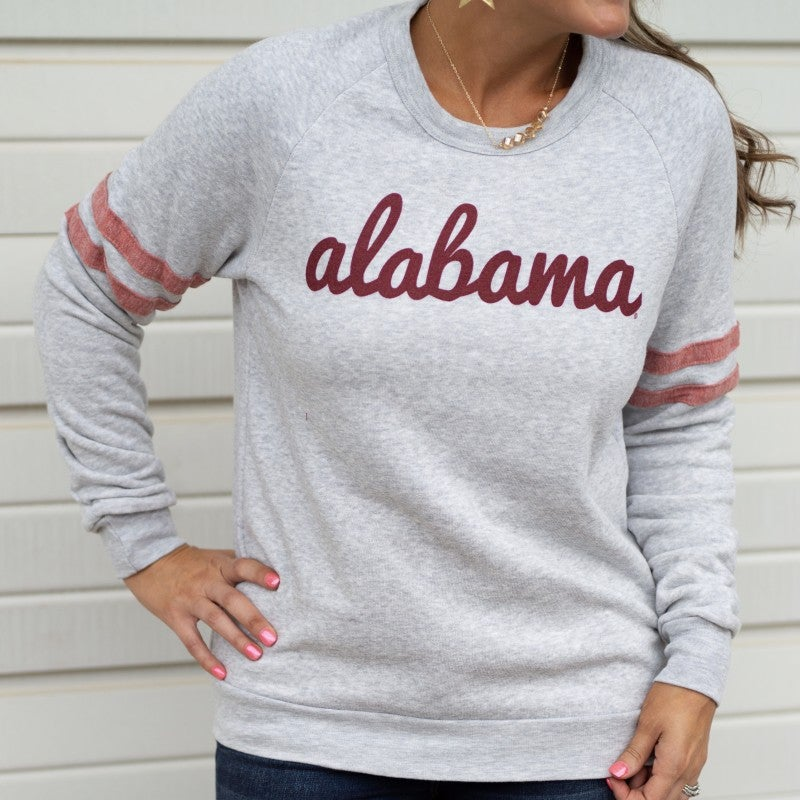 Alabama Jersey Pullover