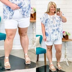 The Savannah Shorts Plus