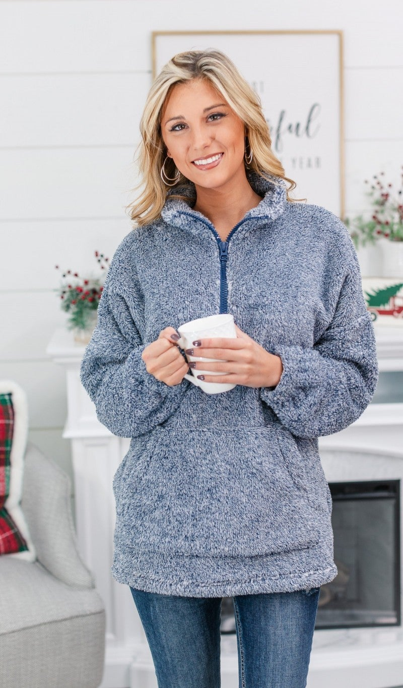 Black Friday EARLY RELEASE!!!  Perfectly Plush Pullover ~ Choose Your Color