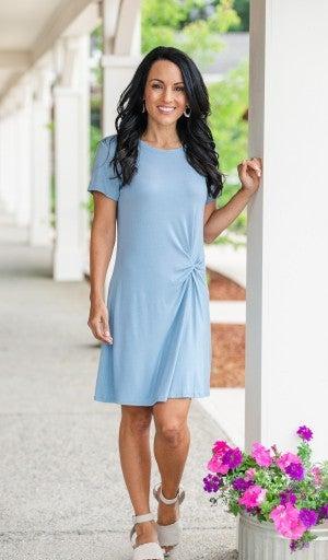 Casual Days Dress,  Blue