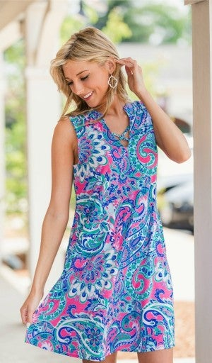 Nantucket Nights Dress