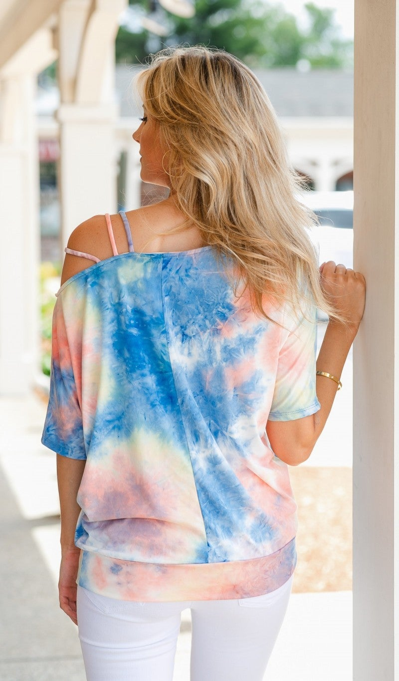 Never Change Top, Tie Dye