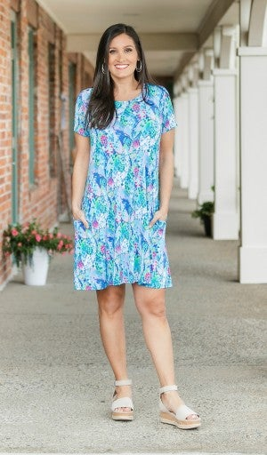 Intricate Thoughts Dress