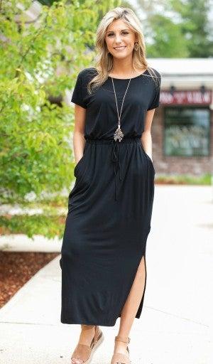Easy To Love Midi Dress