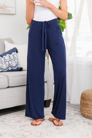 Comfort All Day Pants,Navy