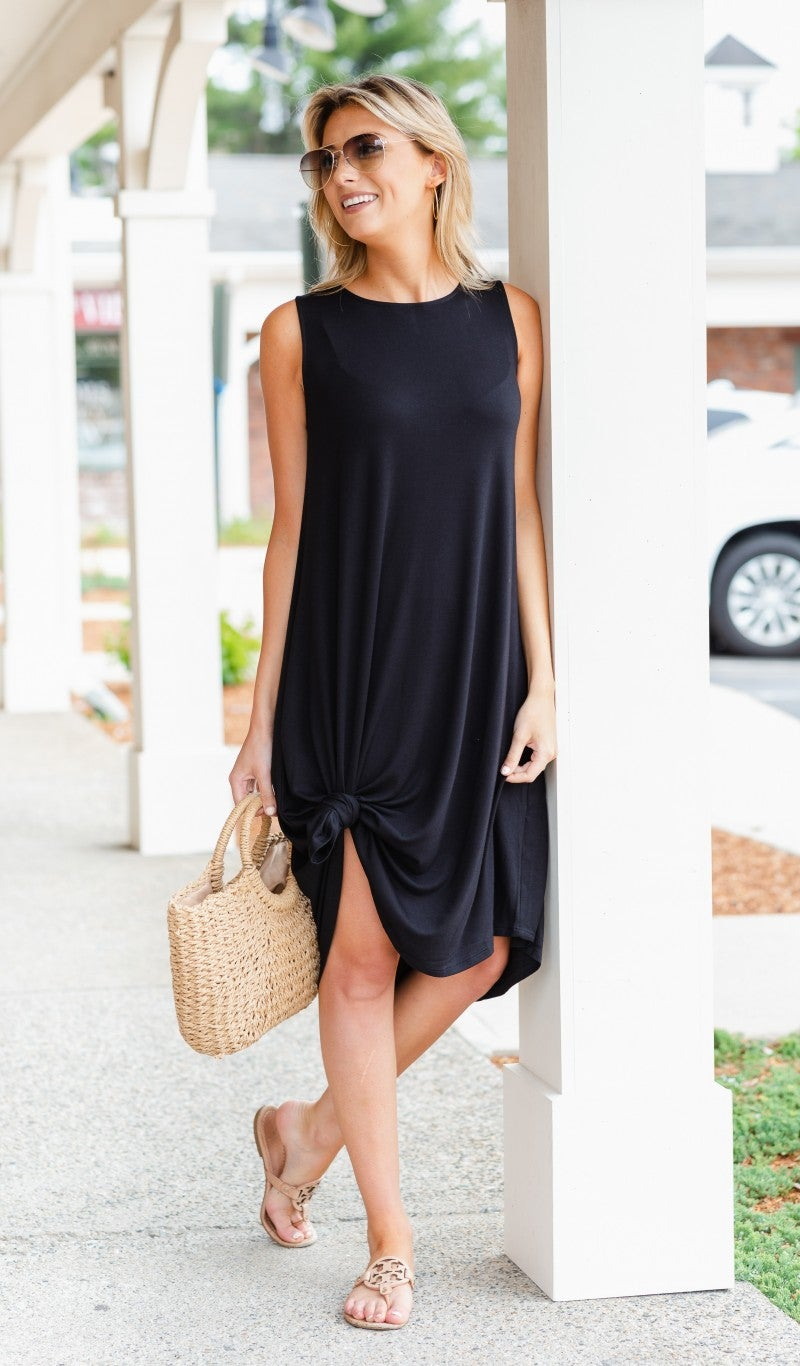 Every Occasion Dress, Black