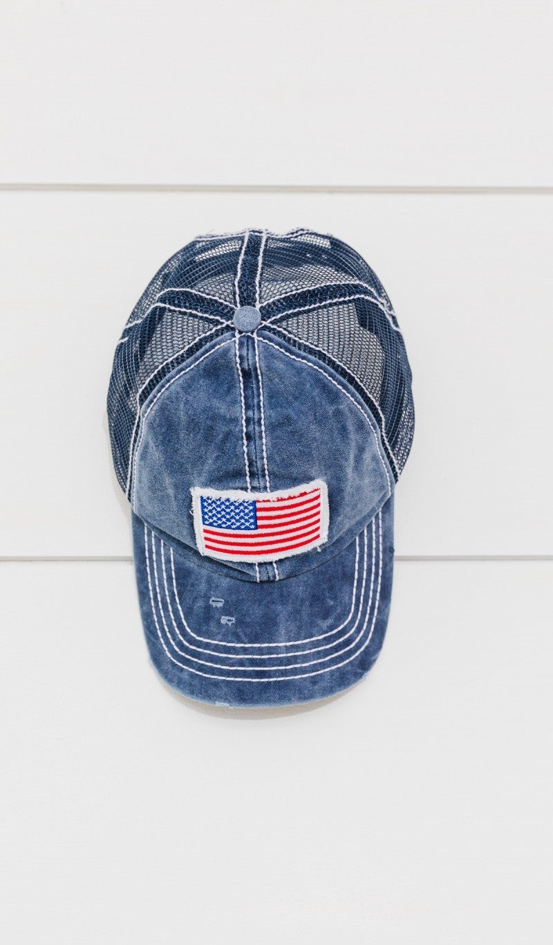 Sun Seeker Baseball Hat, Navy or Grey
