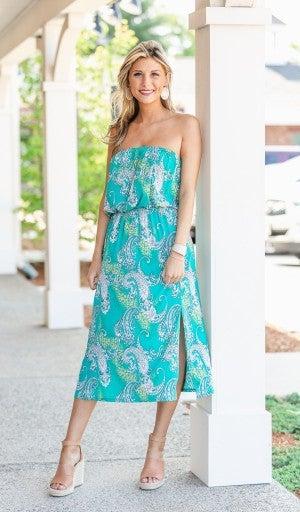 Jade Days Dress