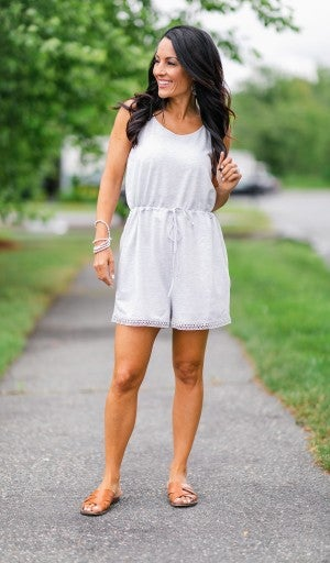 Sweet Sunny Day Romper