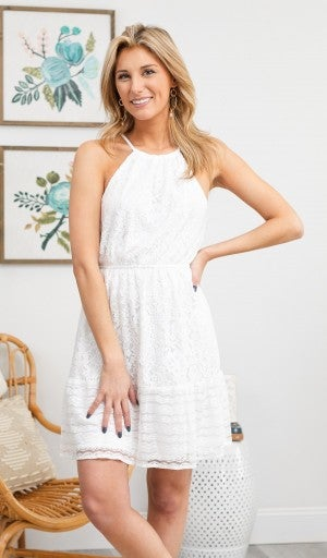 In A Day Dream Dress, Ivory