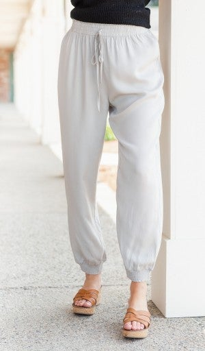 Day To Night Jogger, Grey