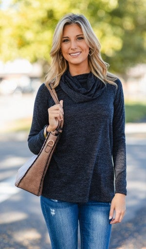 The Lovely Sweater, Charcoal