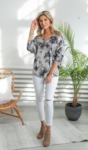 The Izzy Top~~MARKDOWN MONDAY!! *Final Sale*