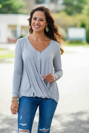 All Things Nice Top, Silver