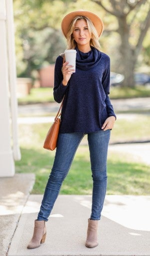The Lovely Sweater, Navy