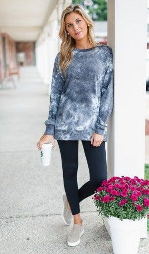 Relaxation Sweatshirt, Grey