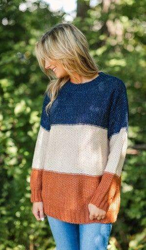 Fall Retreat Sweater