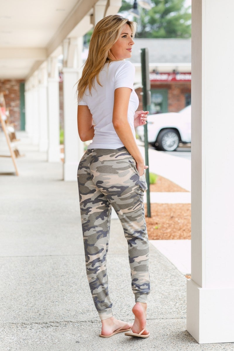Something You Will Love Jogger, Camo