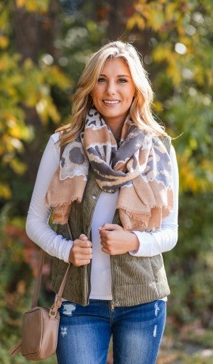 All The Wild Scarf