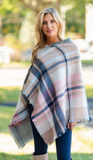 Orchard Ready Poncho