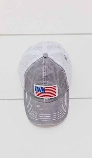 Sun Seeker Baseball Hat, Navy or Grey