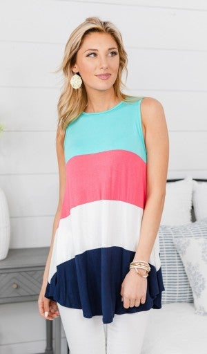 Live In Color Tank