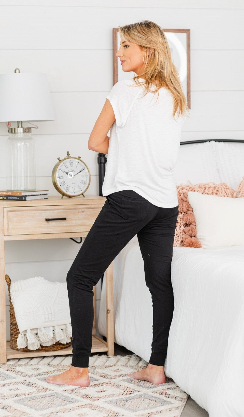 New Best-friend Joggers, Black