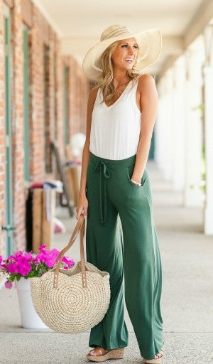 Comfort All Day Pants