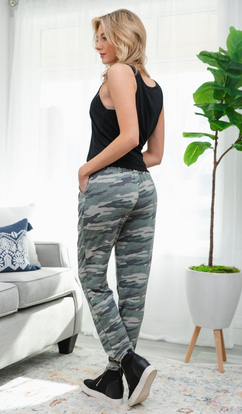 Saturday Night Joggers, Camo