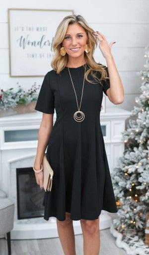 Beauty Personified Dress, Black
