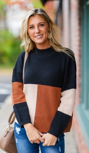 All That And More Sweater