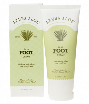 Luxe Foot Cream