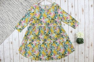 For The Love Of Flowers Dress