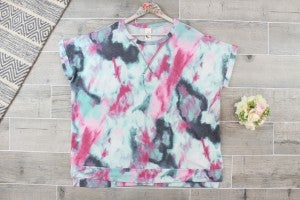 Summer Times Vibes Top