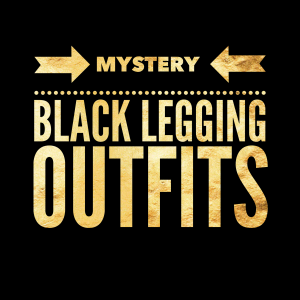Mystery Black Leggings Outfits