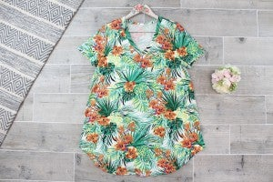 Take Me To The Tropics Top
