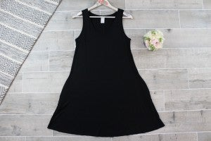 MUST HAVE Basic Swing Dress